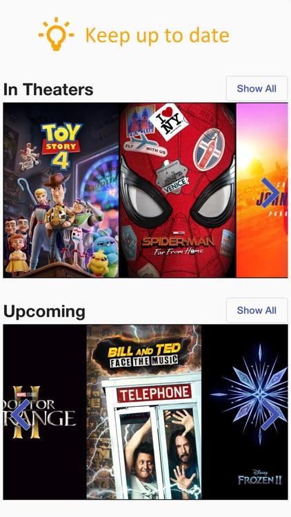 Movie & TV Pix - Recommender screenshot-5