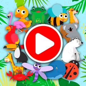 Kids Puzzle: Funny Animals - Games app