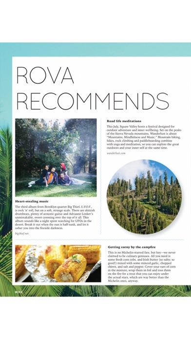 ROVA MagazineScreenshot of 2