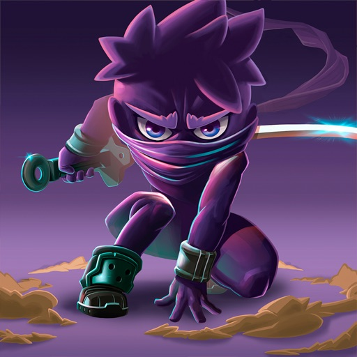 Ninja Dash - Run and Jump game