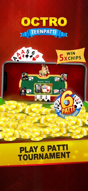 Teen Patti by Octro on the App Store