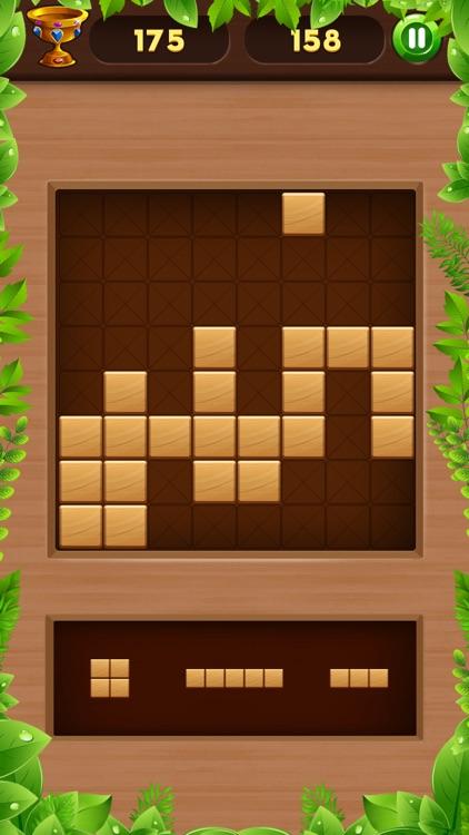 Wood Block Puzzle King Mania screenshot-4