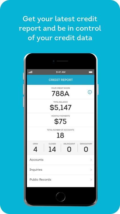 TransUnion: Score & Report screenshot-4