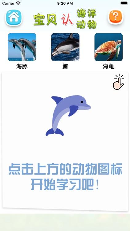 认海洋动物 screenshot-3