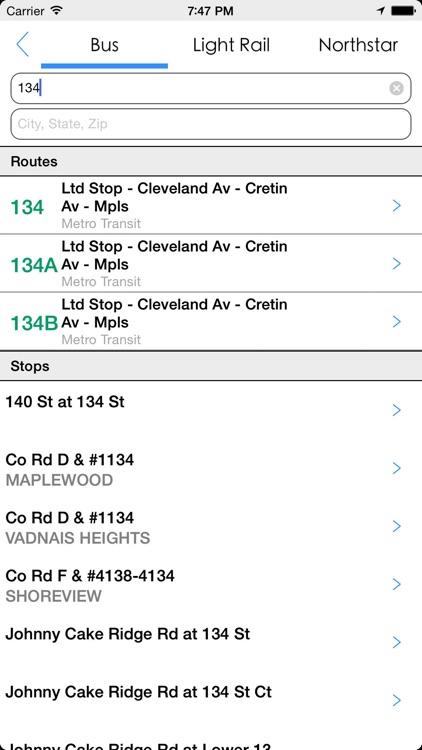 Transit.Tracker screenshot-4