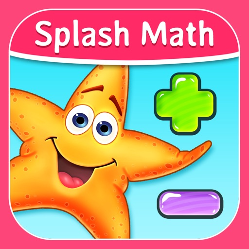 1st Grade Math Learning Games icon