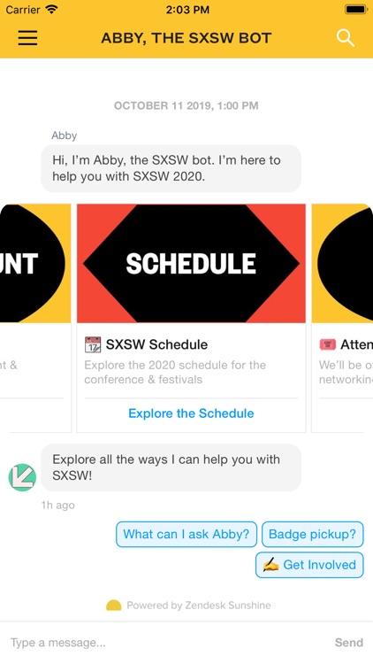 SXSW® GO - Official 2020 Guide screenshot-3