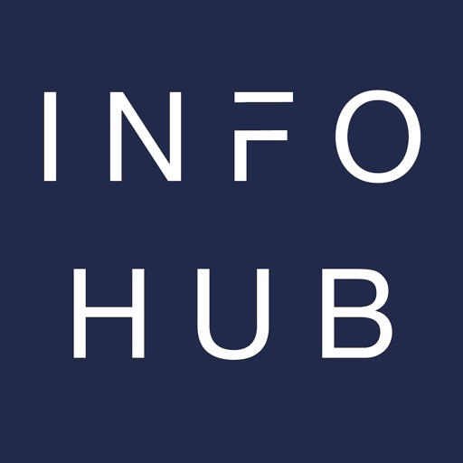 INFOHUB -英語翻訳もできるビジネスニュースアプリ