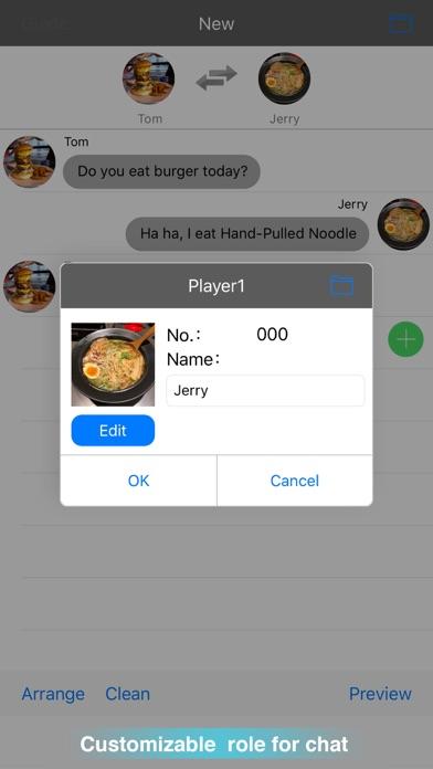 Dialog Maker screenshot three