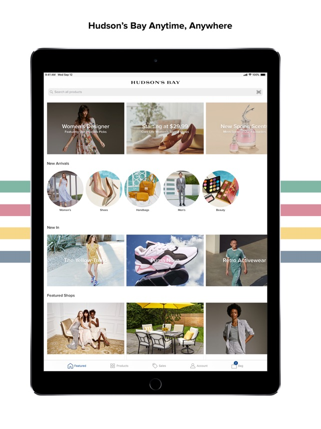 Hudson's Bay: Shop Online on the App Store