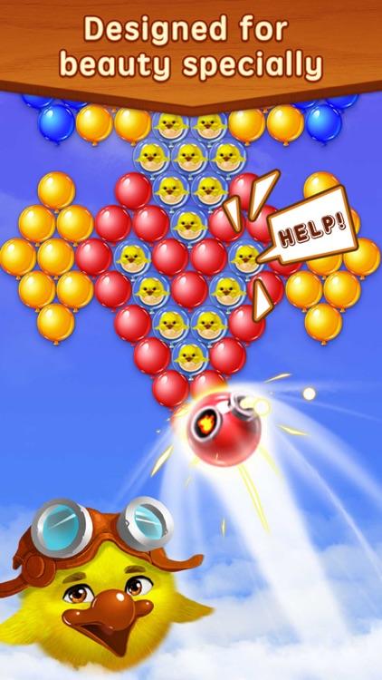 Bubble Shooter Balloon Fly screenshot-0