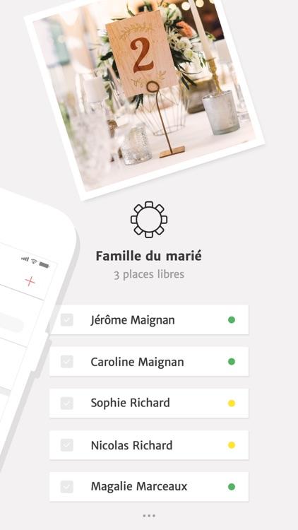 Mariages.net screenshot-5