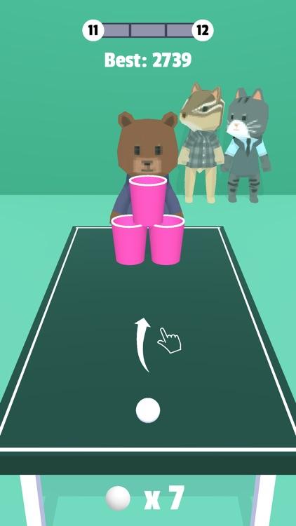 Beer Pong. screenshot-3