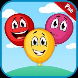 Balloon Pop Learning Kids Game