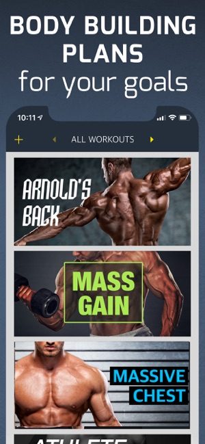 Workout: Gym routines planner on the App Store