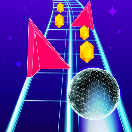 Retro Roller Coaster 3D