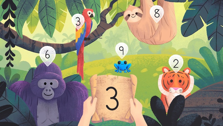 Number Island: Learn to Count screenshot-5