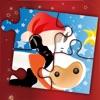 クリスマスパズル:家畜 - iPhoneアプリ