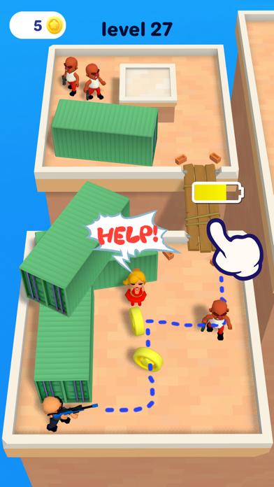 Doodle Sniper screenshot 2