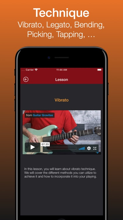 Guitar Gravitas: Chords Scales screenshot-8