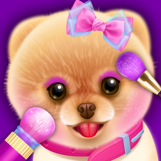 My Baby Pet Salon Makeover iOS App