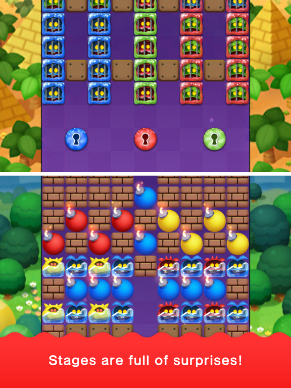 iPad Image of Dr. Mario World