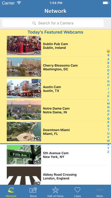 Webcams – EarthCam by EarthCam, Inc  (iOS, United Kingdom