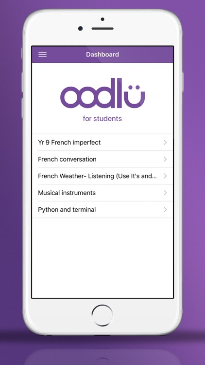 oodlü for students screenshot-3