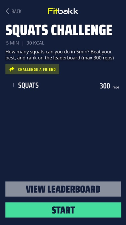 Fitbakk: Fitness Trainer screenshot-6