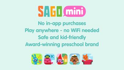 Sago Mini Airport screenshot 7
