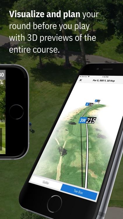 Golfshot: Golf GPS + Caddie screenshot-3
