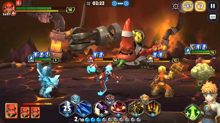 Skylanders™ Ring of Heroes screenshot-7