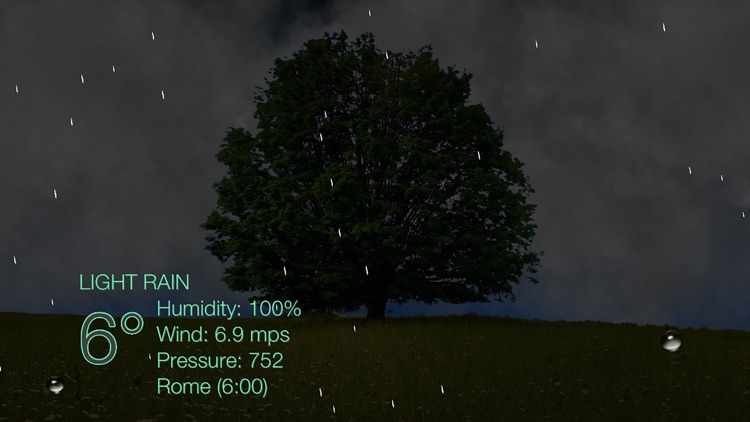 Nature Live Weather screenshot-4