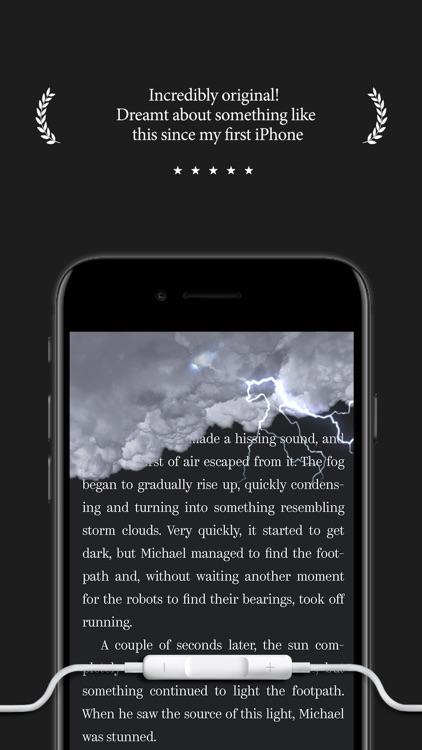 Maginary — immersive game book screenshot-3