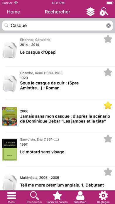 BU INSPÉ Lille HdF screenshot 3
