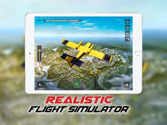 Flight Simulator 2019: Pilot-ipad-1