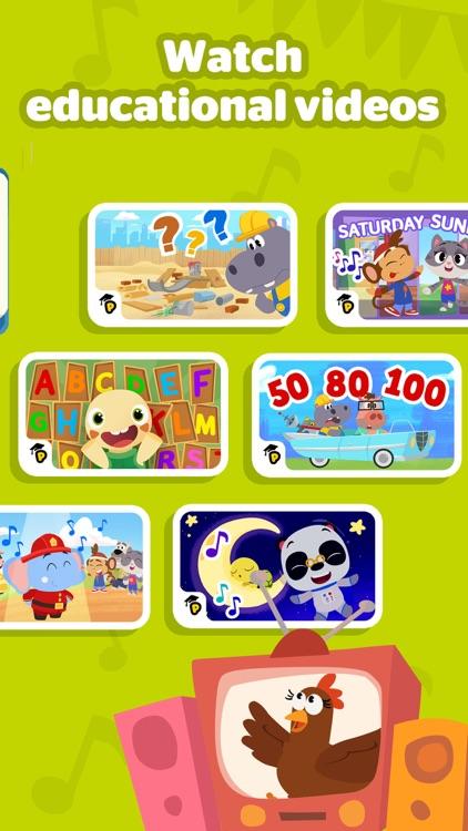Dr. Panda - Learn & Play screenshot-5