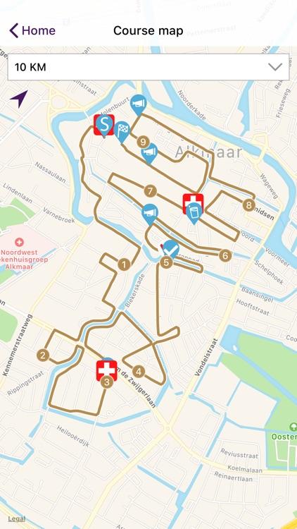 Alkmaar City Run by night screenshot-3