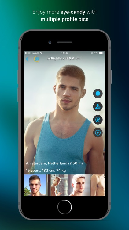 ROMEO - Gay Chat & Dating for Android - Free