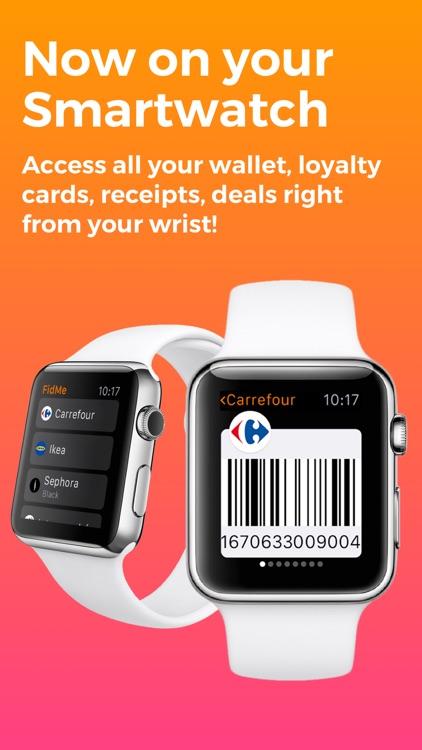 FidMe - Loyalty Cards & Deals screenshot-7