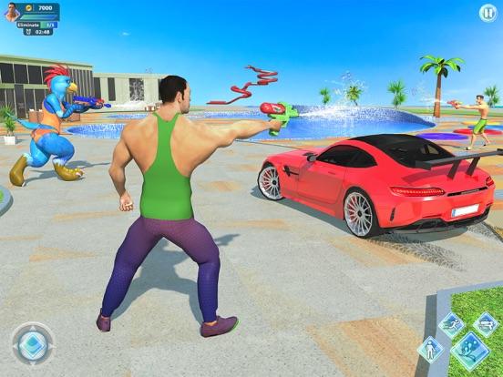 Water Shooting Nurf Battle screenshot #3