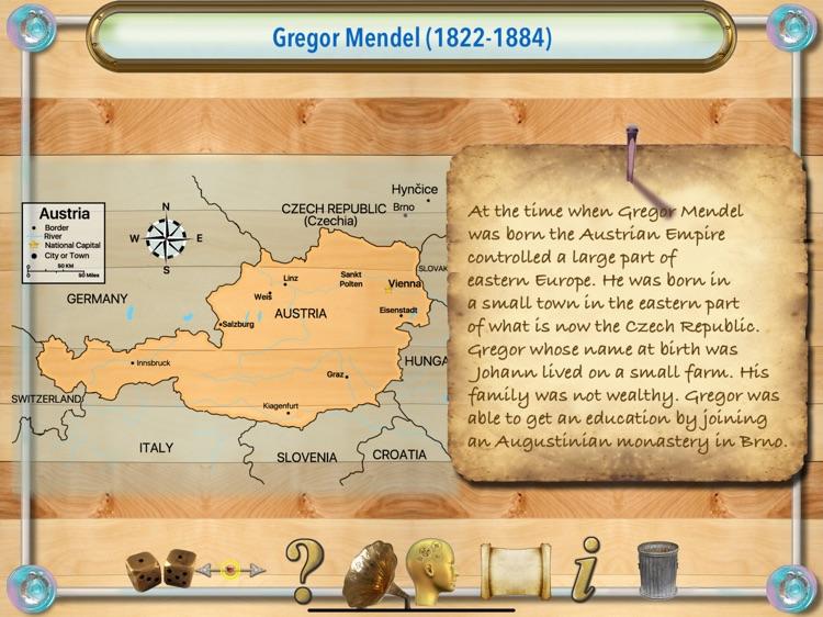 Gregor Mendel screenshot-3