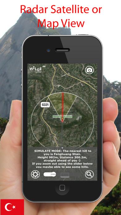 CHINA Hills AR screenshot 2