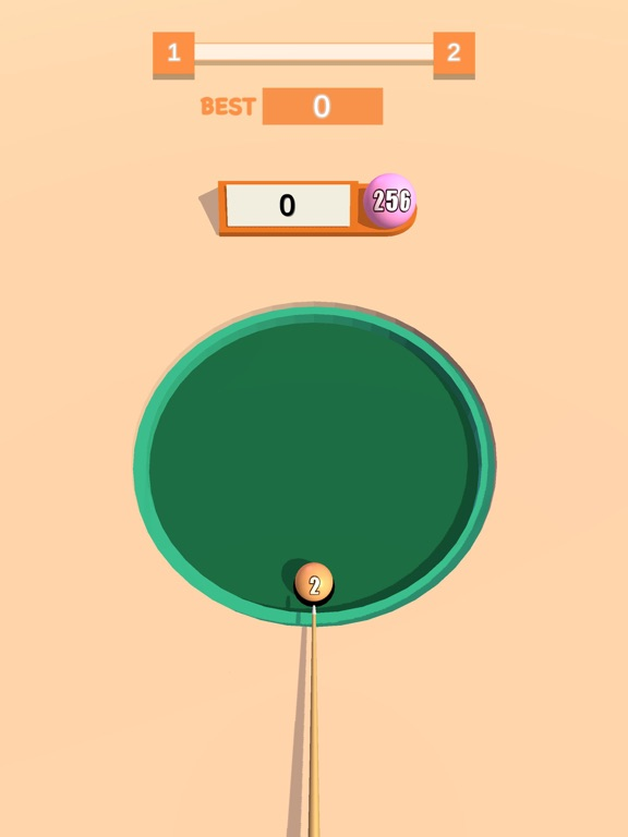 2048 Pool 3D screenshot 9