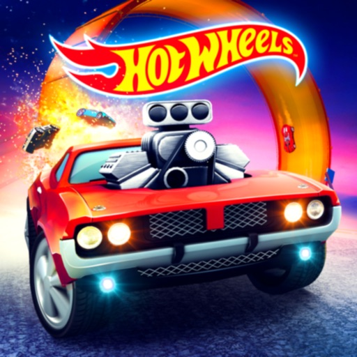 Hot Wheels Infinite Loop free software for iPhone and iPad