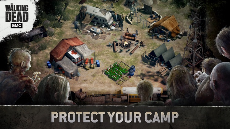 The Walking Dead No Man's Land screenshot-4