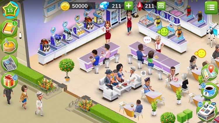 My Cafe — Restaurant game screenshot-0