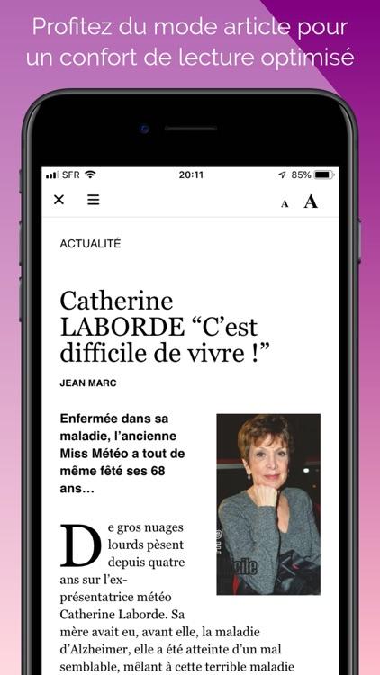 Ici Paris Magazine screenshot-3