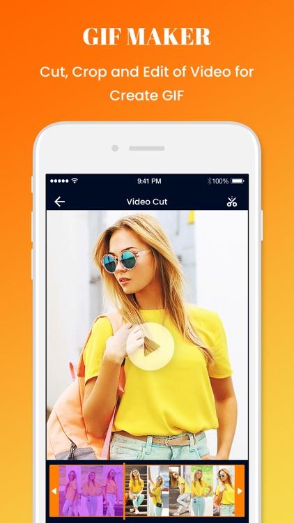 GIF Maker : Images To GIF screenshot-4