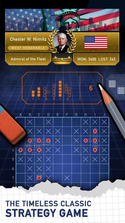 Fleet Battle: Sea Battle game screenshot-0